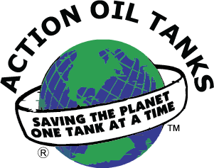 Action Oil Tanks LTD. Mobile Retina Logo