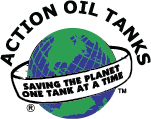 Action Oil Tanks LTD. Mobile Logo