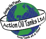 Action Oil Tanks LTD. Logo